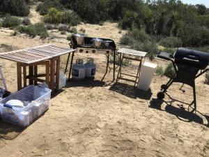 my outdoor kitchen